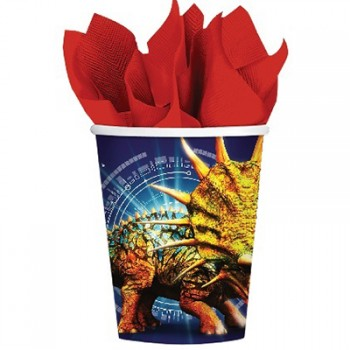 Jurassic World Paper Cups Pack of 8.jpg