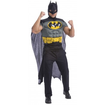 DC Comics Batman Muscle Chest Adult Costume Kit.jpg