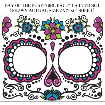 Day of the Dead Female Face Tattoo.jpg