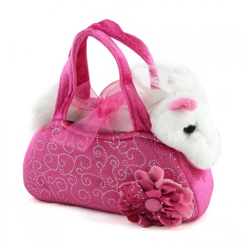 Pony in Pink Bag Plush Toy.jpg