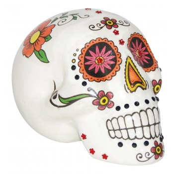 Sugar Skull Warm 7 Inches Halloween Prop.jpg