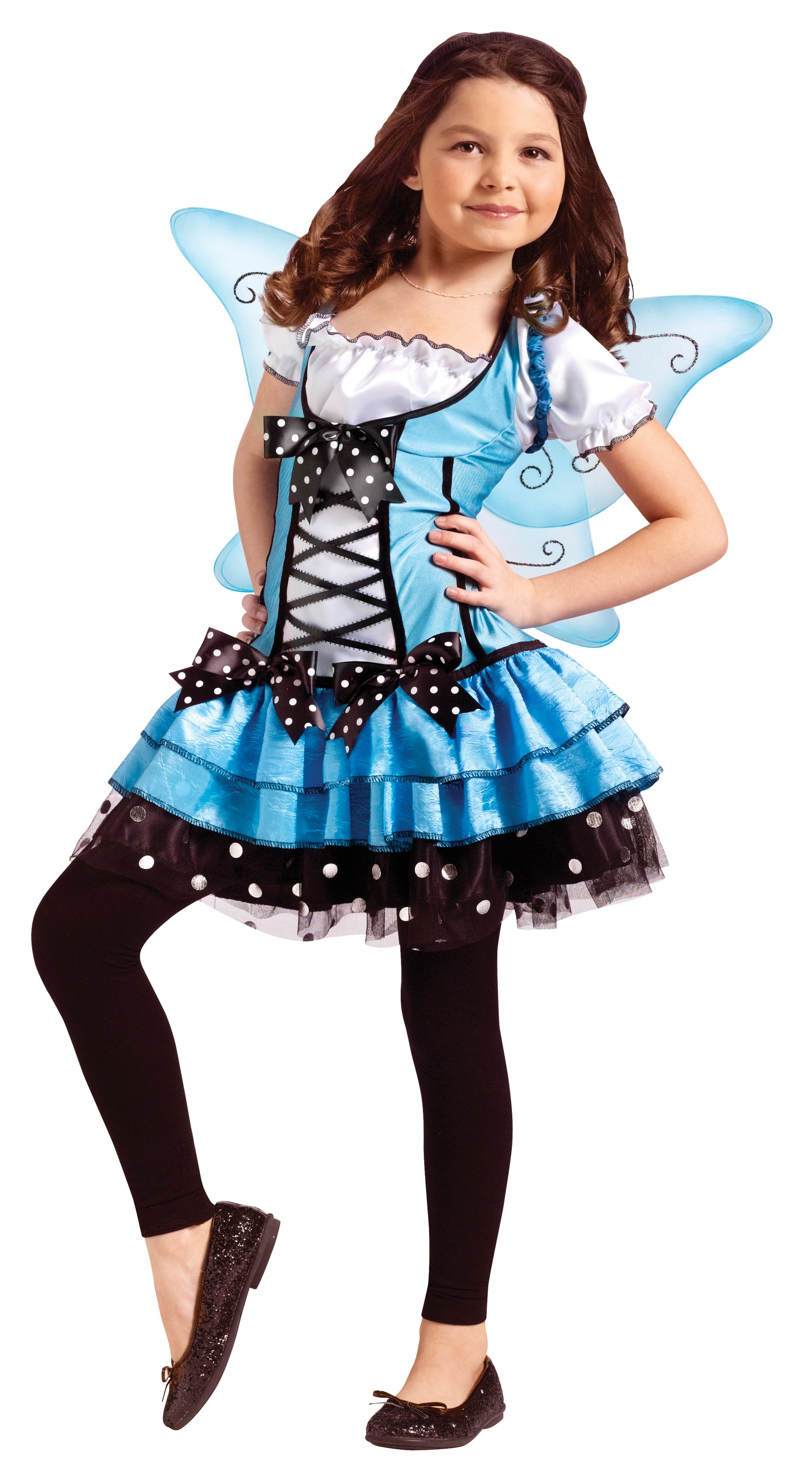 6917a7a6d46 Bluebelle Fairy Child Girl's Costume