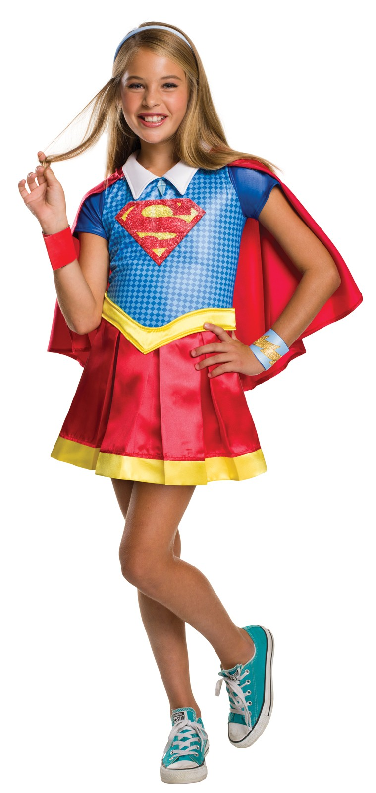 Superwoman Costume For Teenagers