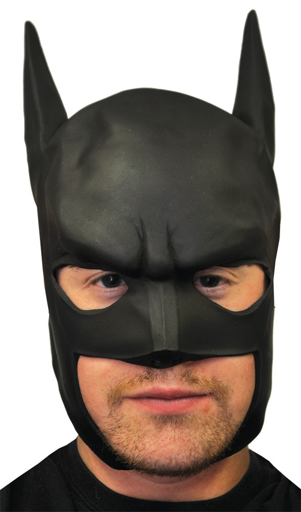 Batman Adult Costume Superhero Face Mask.jpg. [mouseover to enlarge]  sc 1 th 293 & Batman Adult Costume Superhero Face Mask | Buy Online | Costumes New ...