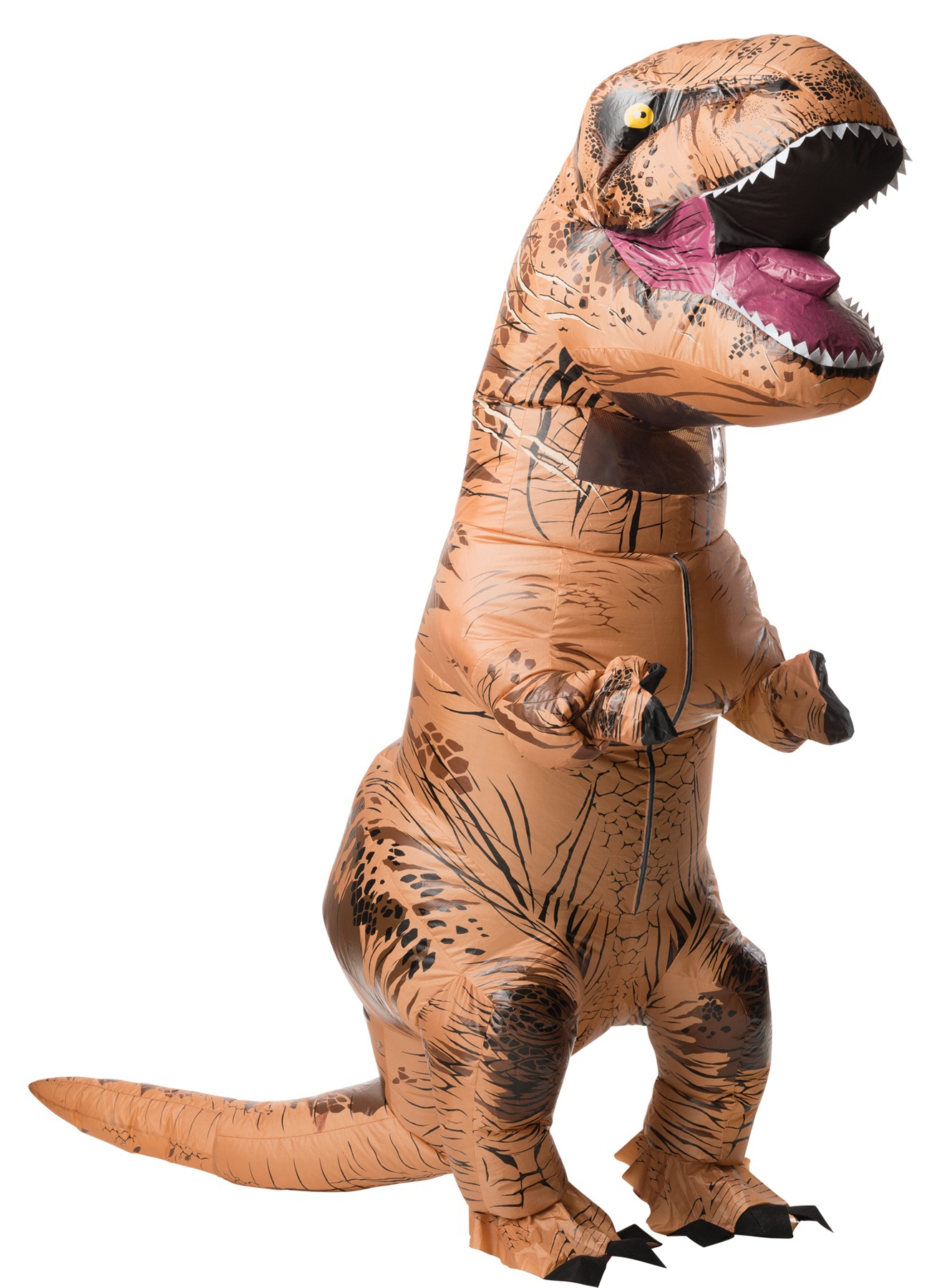 Jurassic World T Rex Inflatable Adult Costume With Sound Buy Online Costumes New Zealand