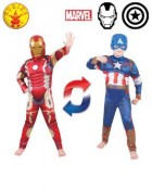 Iron Man to Captain America Deluxe Reversible Child Costume_thumb.jpg