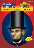 Heroes in History US President Abraham Lincoln Men's Costume Accessory Kit_thumb.jpg