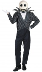 The Nightmare Before Christmas Jack Skellington Deluxe Adult Costume Standard_thumb.jpg