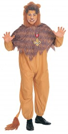 The Wizard of Oz Cowardly Lion Adult Costume Standard_thumb.jpg