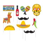 Mexican Fiesta Serape Photo Booth Props Pack of 10_thumb.jpg