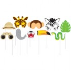 Photo Booth Props Jungle Party Pack of 10_thumb.jpg