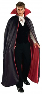 Reversible Deluxe Lined Vampire Cape (Red/Black)_thumb.jpg