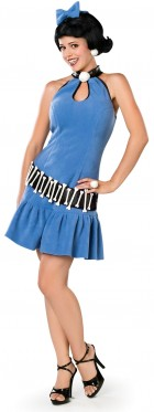The Flintstones Betty Rubble Deluxe Adult Women's Costume_thumb.jpg