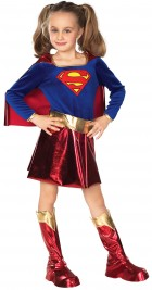 DC Comics Supergirl  Child Girl's Costume_thumb.jpg