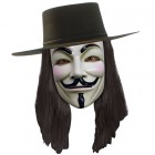 V for Vendetta Mask Guy Fawkes Men's Costume Accessory_thumb.jpg