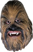 Star Wars Chewbacca Adult 3/4 Costume Mask_thumb.jpg