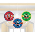 Thomas the Tank Engine All Aboard Honeycomb Decorations Pack of 3_thumb.jpg