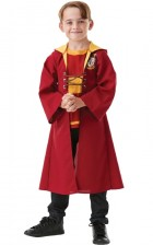 Harry Potter Quidditch Hooded Robe Child Costume_thumb.jpg