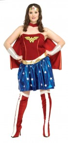 Wonder Woman Adult Plus Women's Costume_thumb.jpg
