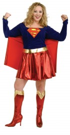 Supergirl Adult Plus Women's Costume_thumb.jpg