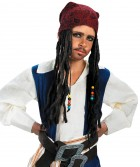 Pirates of the Caribbean - Jack Sparrow Headband with Hair Child Costume Accessory_thumb.jpg