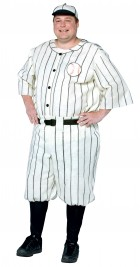 Old Tyme Baseball Player Adult Plus Costume_thumb.jpg