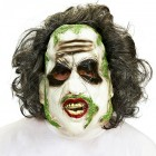Beetlejuice 3/4 Vinyl Mask with Hair Men's Costume Accessory_thumb.jpg
