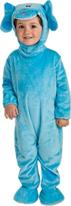 Blue's Clues - Blue Plush Romper Toddler / Child Costume_thumb.jpg