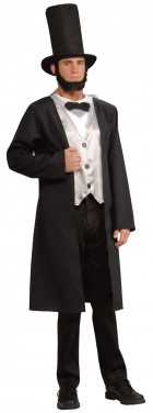 Abe Lincoln Adult Costume Standard_thumb.jpg