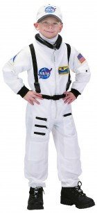 NASA Jr. Astronaut Suit White Toddler / Child Costume_thumb.jpg