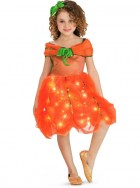 Light Up Pumpkin Princess Child Girl's Costume_thumb.jpg