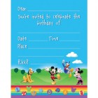 Mickey Mouse Clubhouse Invitations Pack of 8_thumb.jpg