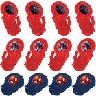 Spider-Man Webbed Disc Shooter Favors Pack of 12_thumb.jpg