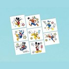 Mickey on the Go Tattoo Favors Pack of 8_thumb.jpg