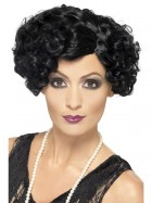 Black 20's Flirty Flapper Adult Wig_thumb.jpg