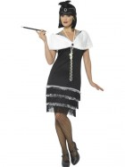 Black Fancy Flapper Adult Costume_thumb.jpg