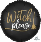 Witch Please Satin 45cm Foil Balloon_thumb.jpg
