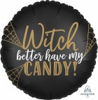 Witch Better Have My Candy! Wicked Satin 45cm Foil Balloon_thumb.jpg