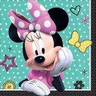 Minnie Mouse Happy Helpers Beverage Napkins Pack of 16_thumb.jpg