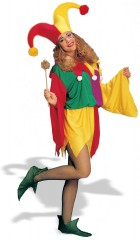King's Jester Adult Costume One Size_thumb.jpg