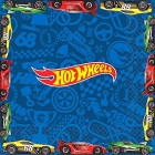 Hot Wheels Wild Racer 2 Ply Luncheon Napkins Pack of 16_thumb.jpg