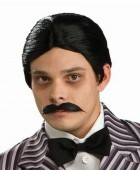 The Addams Family Gomez Wig and Moustache Adult Set_thumb.jpg