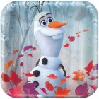 Frozen 2 Square Paper Lunch Plates Pack of 8_thumb.jpg