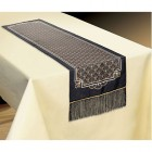 Glitz & Glam Black Gold Fabric Table Runner_thumb.jpg