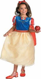 Snow White and the Seven Dwarfs Deluxe Toddler / Child Girl's Costume_thumb.jpg