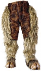 Beast Legs Centaur Hairy Pants Adult Animal Costume Accessory_thumb.jpg