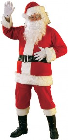 Economy Flannel Santa Suit Adult Costume_thumb.jpg