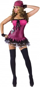 Rockin' Skull Pirate Adult Women's Costume_thumb.jpg