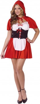 Red Hot Riding Hood Adult Women's Costume_thumb.jpg
