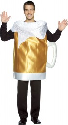 Beer Mug Adult Costume One Size_thumb.jpg